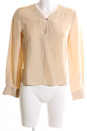 & other stories Langarm-Bluse nude Casual-Look