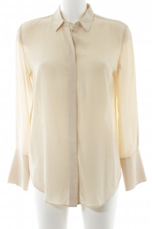 & other stories Long Sleeve Blouse apricot business style