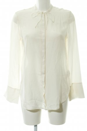 & other stories Long Sleeve Blouse cream elegant