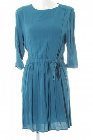 & other stories Langarmkleid kadettblau Casual-Look