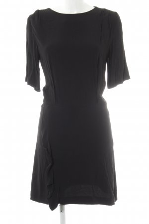 & other stories Langarmkleid schwarz Casual-Look