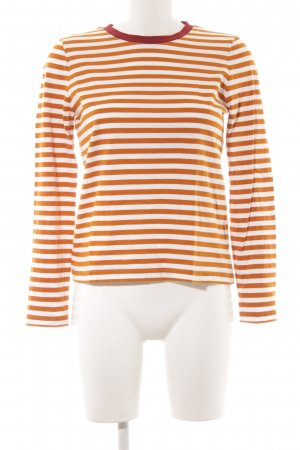 & other stories Longsleeve horizontal stripes retro look