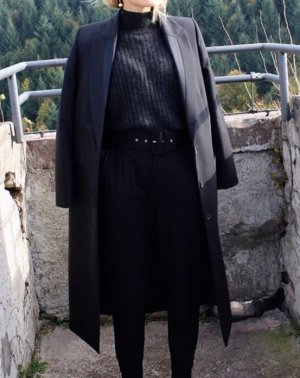 & other stories Wool Coat black