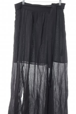 & other stories Maxi rok zwart casual uitstraling