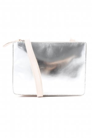 & other stories Mini Bag nude-silver-colored elegant