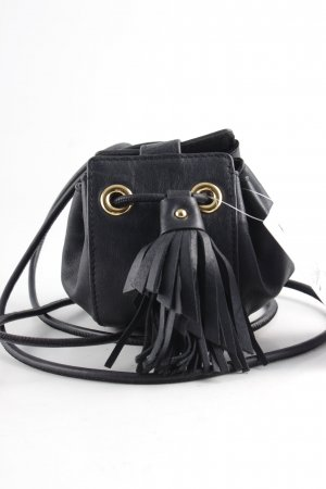 & other stories Minibolso negro look casual