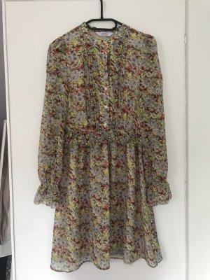 & other stories Babydoll Dress primrose-light grey