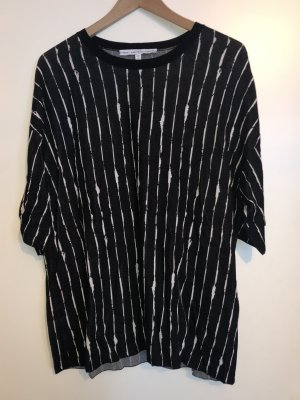 & other stories Oversized Shirt black-white