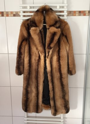 & other stories Fake Fur Coat multicolored