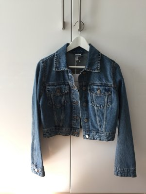& Other Stories Oversize Jeans Jacke im Vintage Look NEU