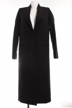 & other stories Cappotto taglie forti nero stile professionale