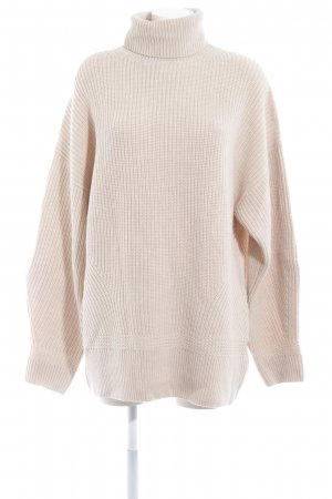 & other stories Oversized Pullover creme Casual-Look