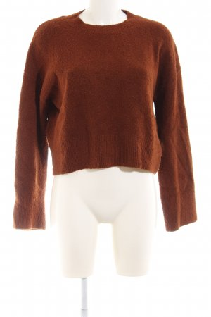& other stories Oversized Pullover braun Casual-Look