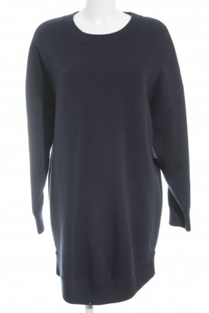 & other stories Oversized Pullover dunkelblau Casual-Look