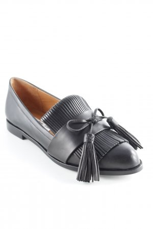 & other stories Chaussure Oxford noir style dandy