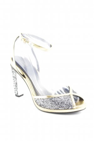 & other stories Peeptoe Pumps mehrfarbig Party-Look