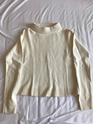 & other stories Turtleneck Sweater cream
