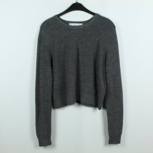 &OTHER STORIES Pullover Gr. M Grau Oversized (19/09/386)