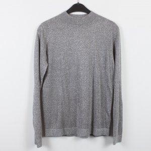 &other stories Pullover Gr. S silber grau (18/9/310)