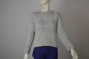 & other stories Pullover, Gr. XS, Wolle, warm, oversized, Cropped, Trend, Strick
