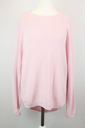 & Other Stories Pullover Strickpullover Gr. S rosa oversized