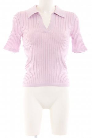 & other stories Camicia a coste malva stile casual