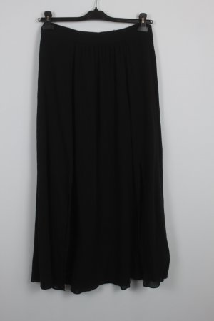 & other stories Maxi Skirt black cotton