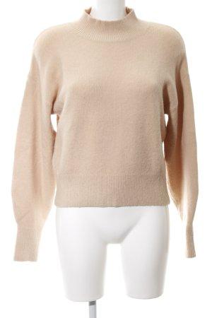 & other stories Rollkragenpullover beige Casual-Look