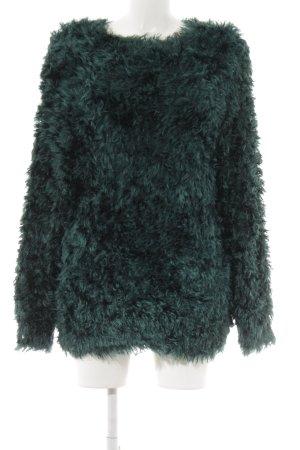 & other stories Rundhalspullover kadettblau Street-Fashion-Look
