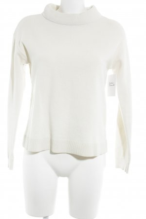 & other stories Crewneck Sweater natural white casual look