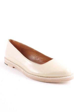 & other stories Scarpa slip-on beige chiaro stile classico