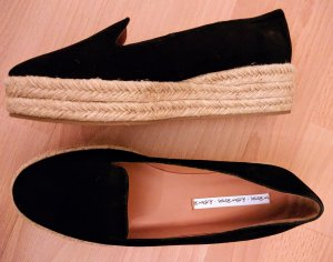 & other stories Slip-on Shoes black leather