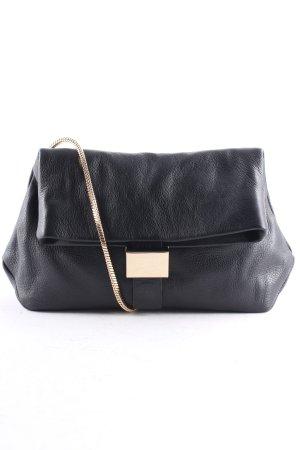 & other stories Shoulder Bag black-gold-colored elegant