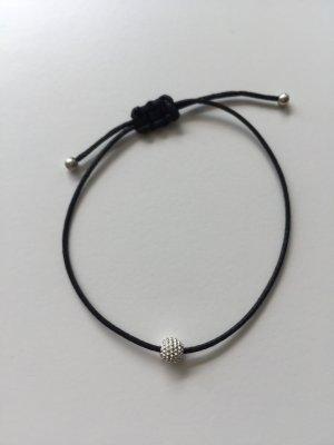 & other stories Bracelet noir-argenté