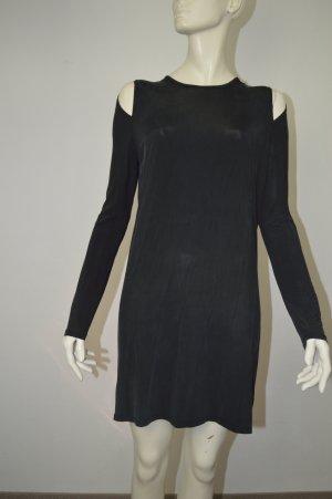 & other stories schwarzes Kleid Gr. 36