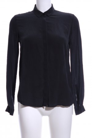 & other stories Silk Blouse anthracite elegant