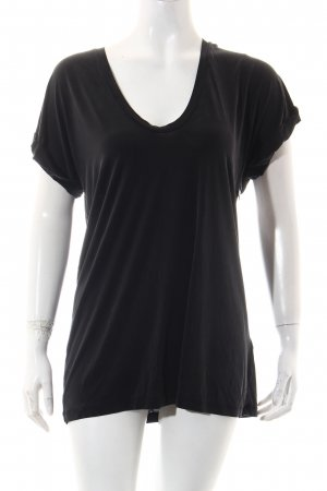 & other stories Shirt schwarz Casual-Look