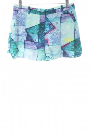 & other stories Shorts abstraktes Muster Casual-Look
