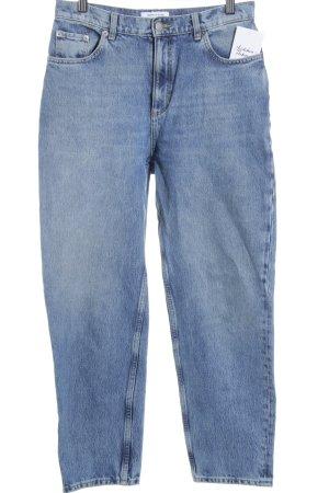 & other stories Slim Jeans himmelblau Jeans-Optik