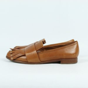 & other stories Slip-on brun cuir