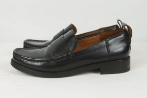 &other stories Slipper Schuhe Loafer Gr. 39 schwarz Leder