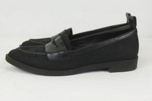 &other stories Slipper Schuhe Loafer Gr. 39 schwarz (SC/K)