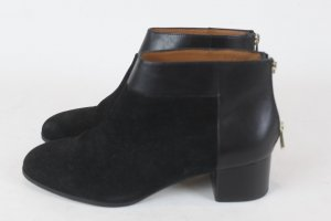 &other stories Stiefelette Ankle Boots Gr. 39 schwarz Leder (E/MF/SC)