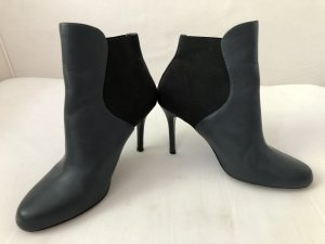 & Other Stories, Stiefeletten, High Heels, blau, Gr 39, Top Zustand