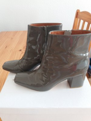 & other stories Booties grey leather
