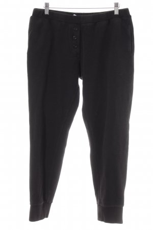 & other stories Jersey Pants dark blue casual look