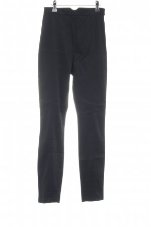 & other stories Jersey Pants black simple style