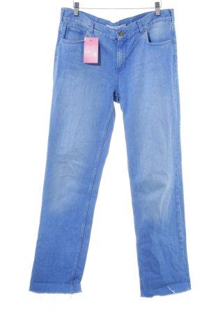 & other stories Straight-Leg Jeans blau Jeans-Optik