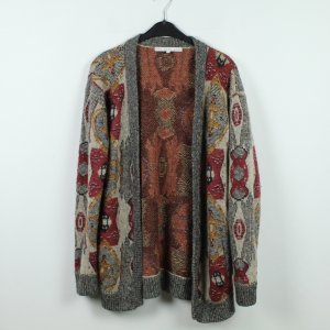 &OTHER STORIES Strick Cardigan Gr. XS rot schwarz (19/10/191)