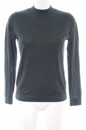 & other stories Strickpullover blau meliert Casual-Look